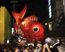 香港旧正月ナイトパレード
